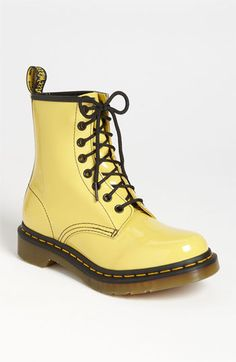 Dr. Martens '1460' Boot available at #Nordstrom  I want these so bad!