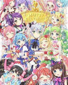 Happy Birthday Hibiki!
