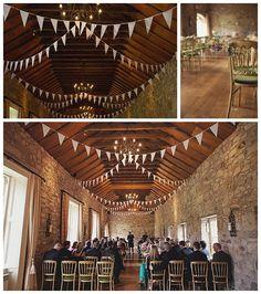 Spring wedding at Kirknewton House Stables / Karolina Kotkiewicz Photography