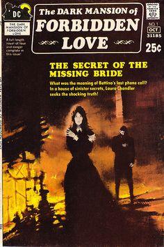 The Dark Mansion of Forbidden Love No. 1