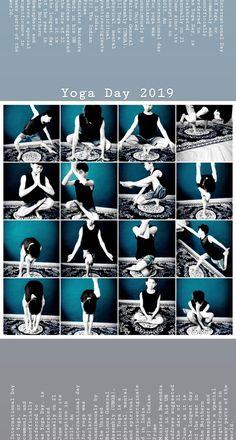 Happy International Yoga Day 2019 Happy International Yoga Day, Spirituality, World, Movie Posters, Film Poster, Popcorn Posters, Film Posters, The World, Earth