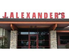 Dining — Two $50 Gift Cards to J. Alexander's Restaurant in Atlanta