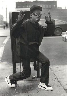 Little Big Man, Flatbush, Brooklyn, NYC | Ph: Jamel Shabazz