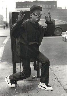 Little Big Man, Flatbush, Brooklyn, NYC   Ph: Jamel Shabazz