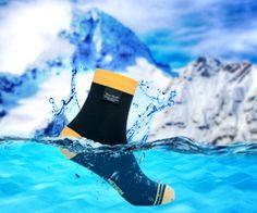 Waterproof Ankle Socks for Cycling and sports