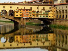 Ponte Vecchio, Florence    by Martin Sojka