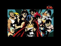 Tomias and Apex's theme - Gurren Lagann With Your Drill, Pierce the Heavens!!