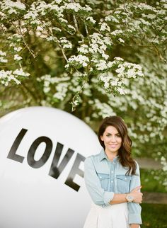 Jillian Harris first won our hearts as the Bachelorette on ABC where her infectious energy and down to earth charm made her a fan favourite. She bravely put her heart on the line and set out to find love while millions watched. Jillian continues to share her positivity with the world on her blog and as the interior designer and host of Love It or List It. She blends her small town roots with big city style to showcase a personality all her own. | Photographed by Janis Nicolay