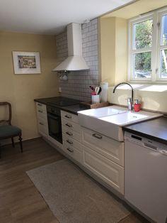 Kitchen Double Vanity, Kitchen Cabinets, Bathroom, Home Decor, Washroom, Decoration Home, Room Decor, Cabinets, Full Bath