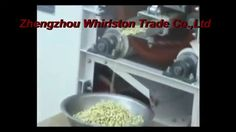 Wet Type Peanut Peeling Machine, Groundnut Peeling Machine Product Link: goo.gl/AUXj2F Email: info@whirlstonmac... Wet type peanut peeling machine is used to peel soaked peanut kernels. High efficiency, easy operation. The groundnut peeling machine is also suitable for processing almond, soybean, etc.