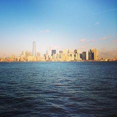 Ellis Island Ferry Building