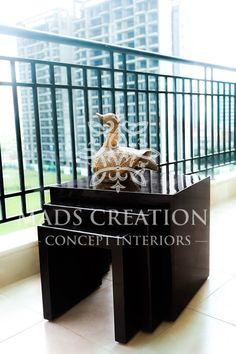 Furniture design. Bespoke furniture