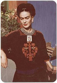 """I ask my heart, why you and not someone else?""  - Frida Kahlo, from a letter to Diego Rivera"