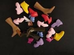 How to Make Barbie Doll Shoes