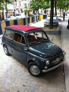 Fiat 500 Giardiniera - 1966
