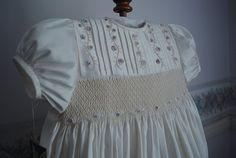 Lilly  A Beautiful Christening Gown created by myheavenlydesigns