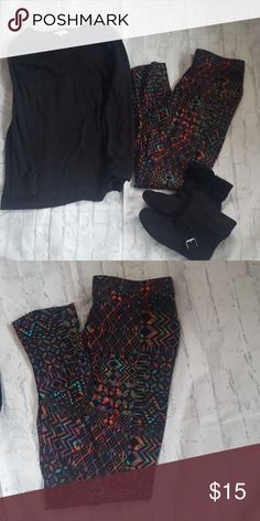 Sandales plates en coton imprimé floralNice Things gzj1kTLuV