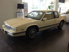 #ThrowbackThursday @Cadillac 1988 #Cadillac Eldorado with 15,000 miles!