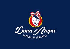 Dona Arepa - Sabores da Venezuela on Behance