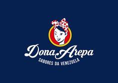 Dona Arepa - Sabores da Venezuela on Behance