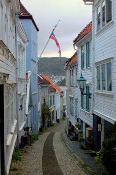 Bergen Knøsesmauet