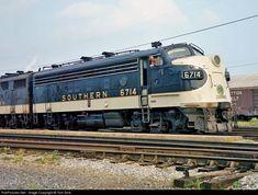 Location Map, Photo Location, Railroad History, Southern Railways, Train Pictures, Diesel Locomotive, North Carolina, Trains, Sink