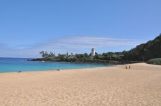 18 Pristine Hawaii Beaches: Waimea Bay, North Shore, Oahu