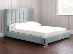 Luxuriously soft velvet bed - Chic Velvet Interiors