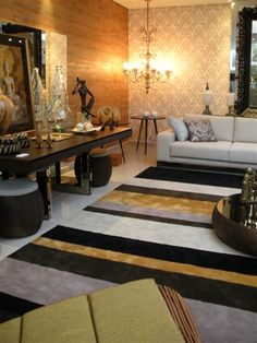 Eras Peck Sahara Brilho Prata Tapete Carpete Santa Mnica Decorao Design De Interiores Decoration Interior Arquitetura Architecture Ambien