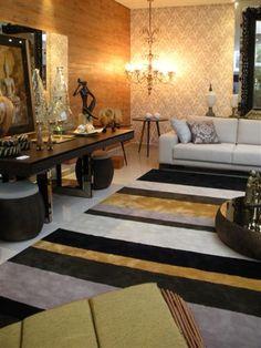 Tapete Carpete Santa Mônica Decoração Design De Interiores