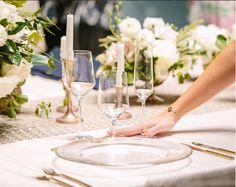 Signature Party Rentals - Tablescape Detail