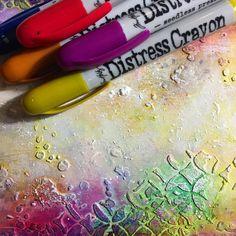 Distress Crayon