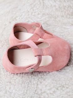 Handmade Leather Mary Jane Baby Shoes | CriaBabyShoes on Etsy