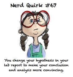 nerd quirk