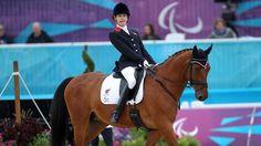 Sophie Christiansen GOLD Individual Championship Test Grade 1a