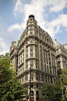 The Ansonia, Upper West Side, NYC
