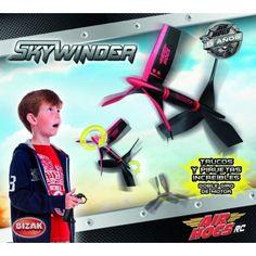 AIR HOGS SKYWINDER por 37,95€ en www.igumagazine.com