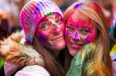 Color Powder Festivals are the ever and by all. All these like Color Powder are with of gulal. So buy the holi powder from Colour Powder Australia. Happy Holi Wallpaper, Friends Wallpaper, Happy Holi Picture, Holi Pictures, Holi Photo, Happy Holi Images, Color Powder, Indian Festivals, For Facebook