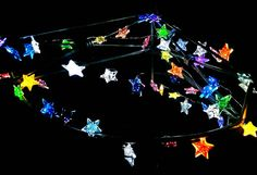 Your place to buy and sell all things handmade Paper Star Lanterns, Boho Lighting, Rockabilly Wedding, Paper Stars, Party Lights, Led String Lights, Wedding Reception Decorations, Hippie Bohemian, My Etsy Shop