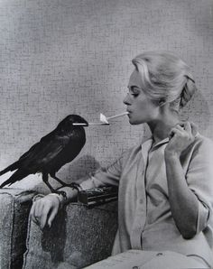 Philippe Halsman - Tippi Hedren, Hollywood, 1962