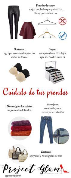 Prolonga la vida de tus prendas: consejos y cuidados — Project Glam