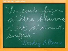 Citations de Woody Allen