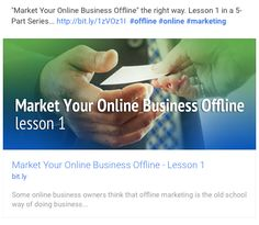 """Market Your Online"