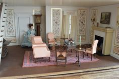 Heather's Water Works: My Sister's Dollhouse