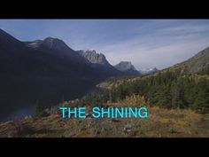 Titles for The Shining by Stanley Kubrick