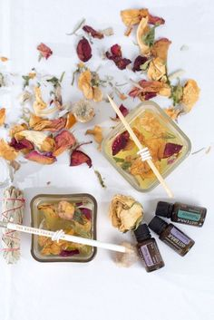 DIY Terrarium Candles with Essential Oils for Mother's Day! Learn how to craft these gorgeous DIY terrarium candles with natural essential oils for a beautiful homemade Mother's Day gift idea! Essential Oil Candles, Essential Oils, Homemade Mothers Day Gifts, Candlemaking, Beautiful Candles, Diy Candles, Making Candles, Diy Craft Projects, Diy Kits