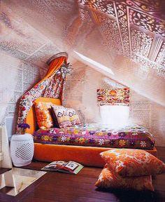 jewel box bedroom