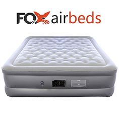 Special Offers - Best Inflatable Bed By Fox Airbeds  Plush High Rise Air Mattress in King Queen Full and Twin Xl (California King) (California King) - In stock & Free Shipping. You can save more money! Check It (September 19 2016 at 10:45AM) >> http://airmattressusa.net/best-inflatable-bed-by-fox-airbeds-plush-high-rise-air-mattress-in-king-queen-full-and-twin-xl-california-king-california-king/
