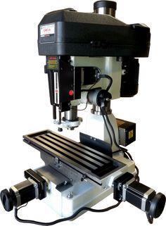 CNC Jr. Table Top Milling Machine for Sale | CNC Masters                                                                                                                                                                                 More