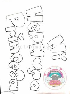 Minion Hats, Crafts For Kids, Diy Crafts, Birthday Party Decorations, Party Time, Clip Art, Scrapbook, Letters, Design